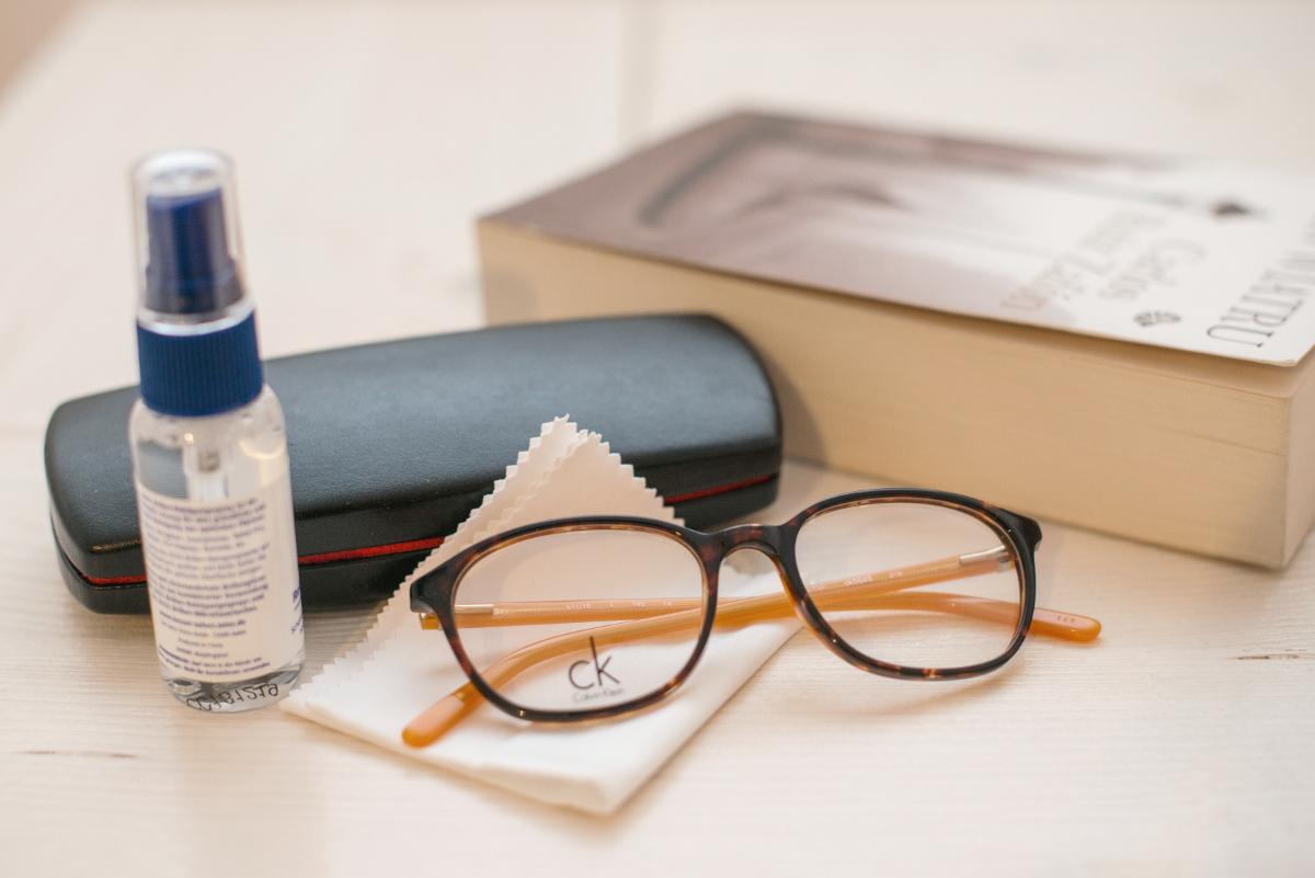 jak dbać o okulary