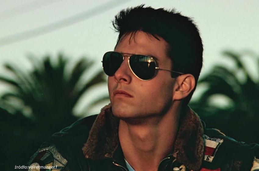 tom cruise w okularach