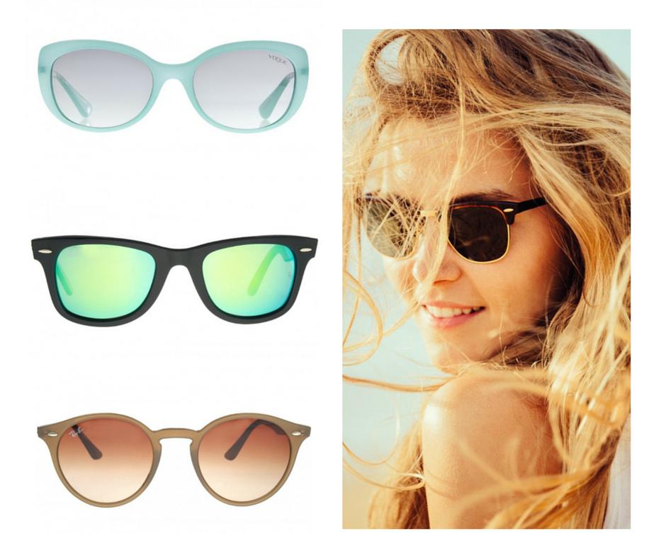 moda okularowa - wiosna/lato 2015