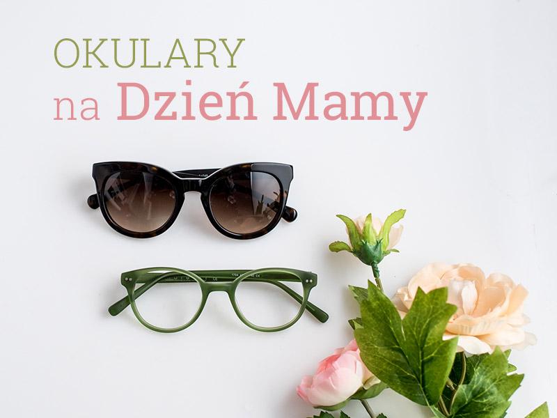 okulary na dzień mamy