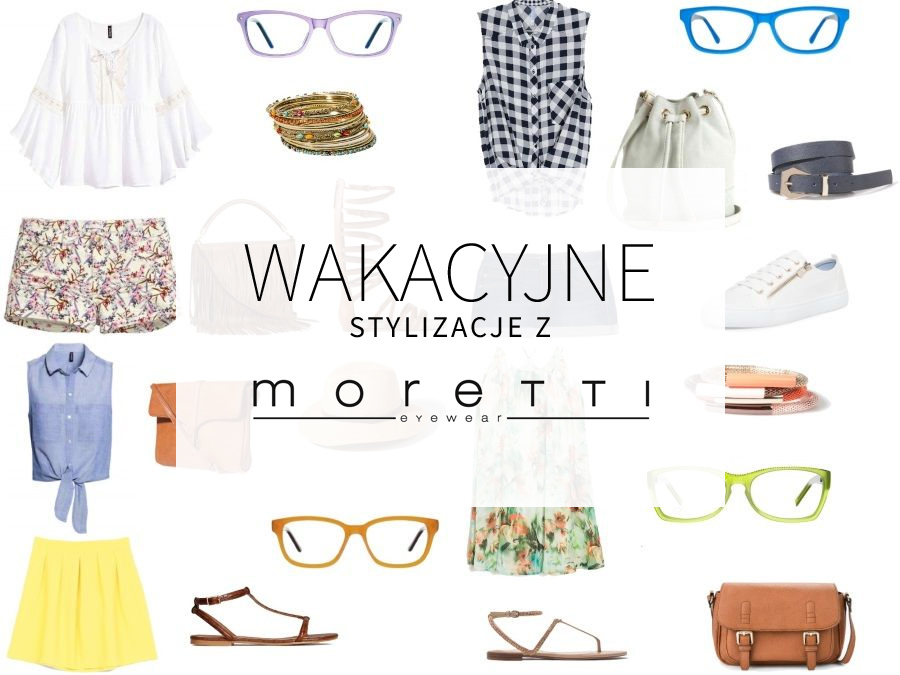 stylizacje z okularami Moretti