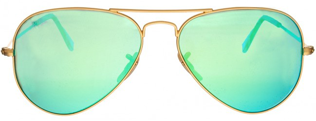 Ray-Ban RB 3025 112/P9 AVIATOR LARGE METAL