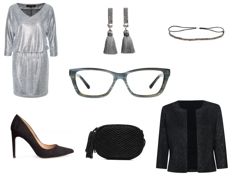 zestaw 1 - okulary - Andrzejki