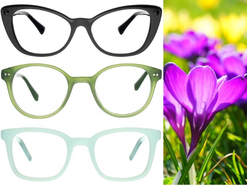 okulary na dzień kobiet