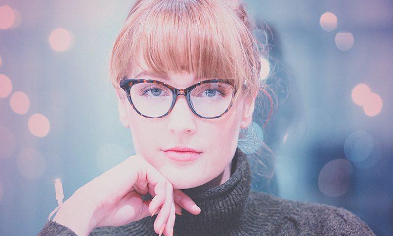 dobór okularów do stroju