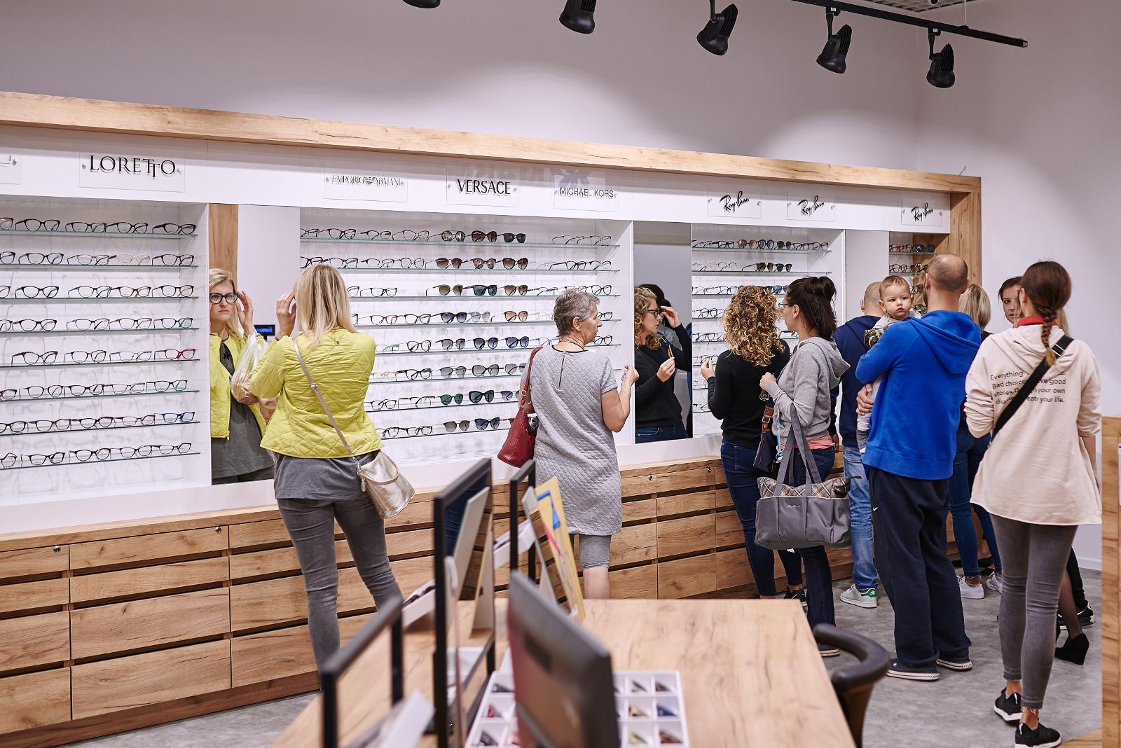 markowe oprawki - Kodano Optyk w C.H. Czyżyny
