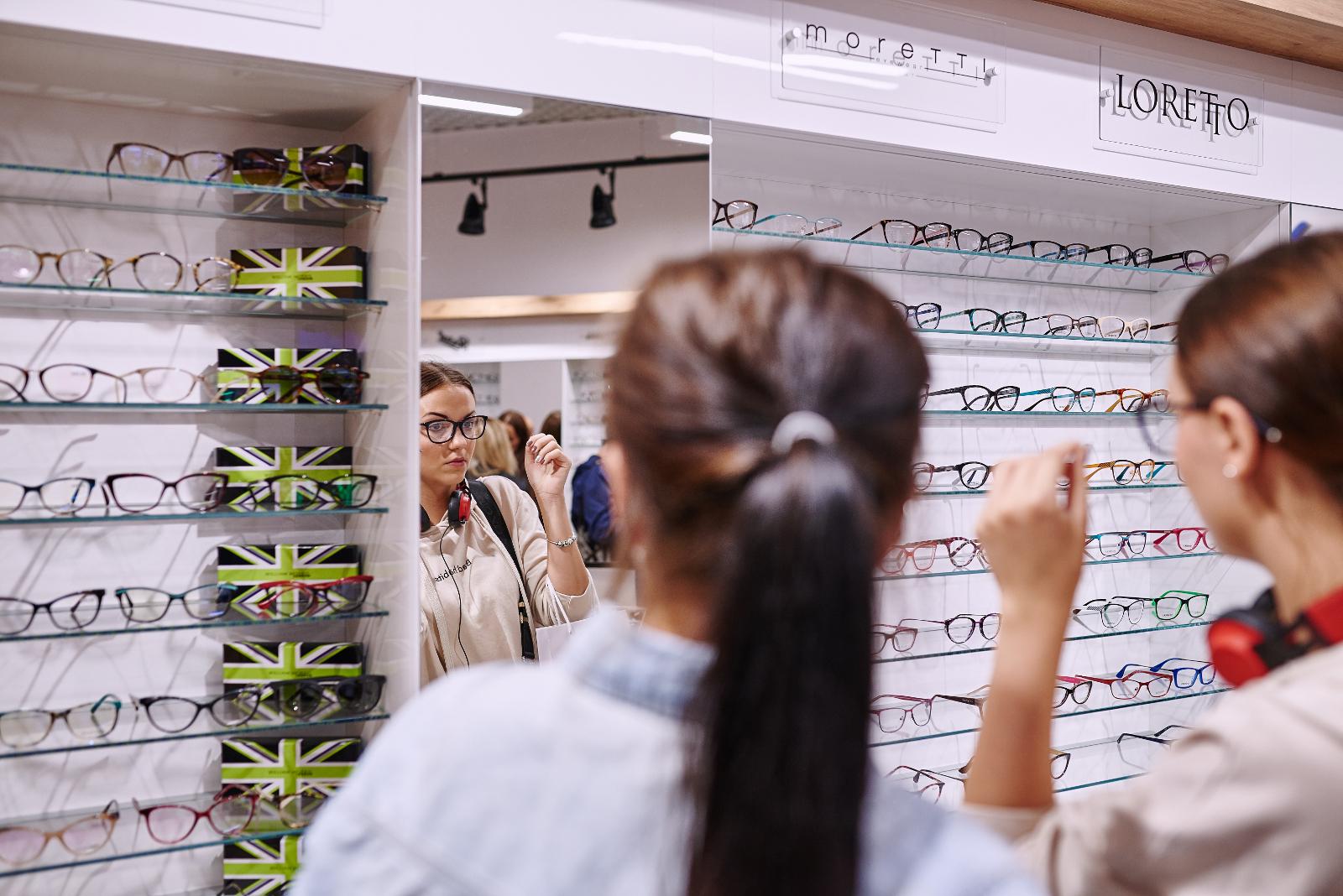 dobór okularów korekcyjnych - Kodano Optyk w C.H. Czyżyny