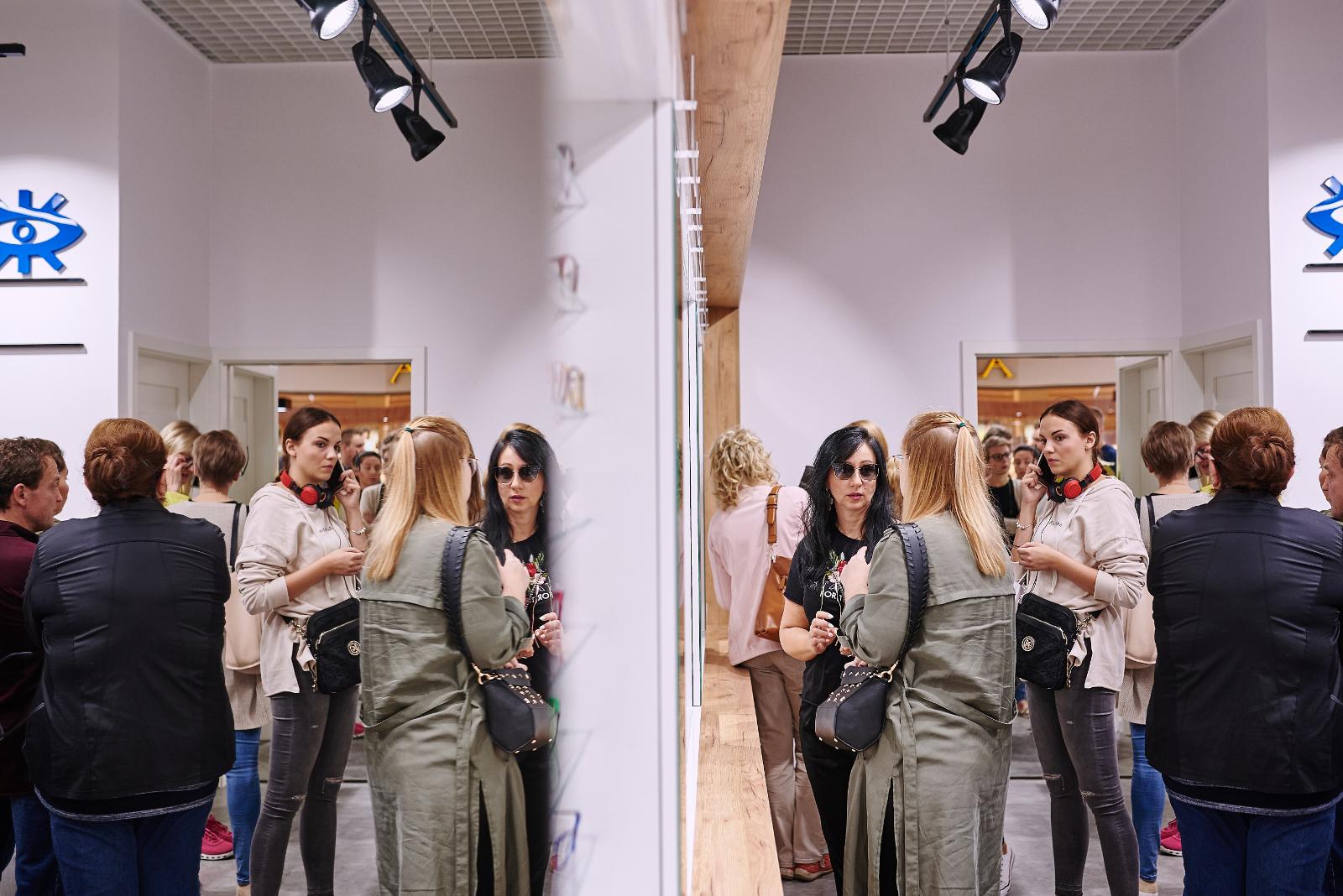 otwarcie salonu Kodano Optyk w C.H. Czyżyny