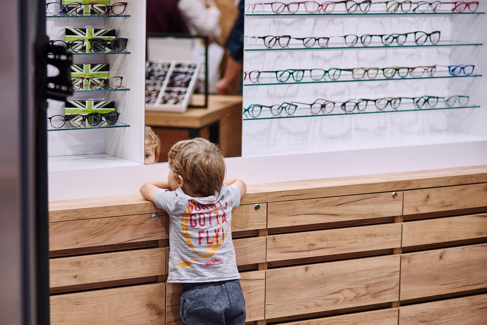 okulary dla każdego Kodano Optyk w C.H. Czyżyny