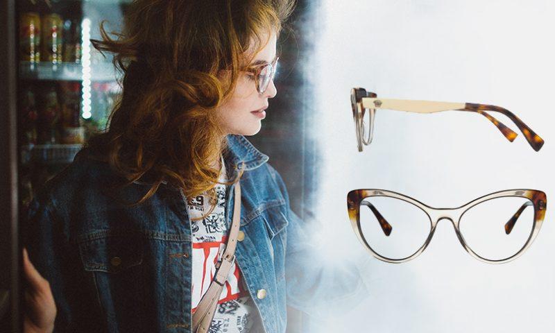 okulary retro - moda okularowa