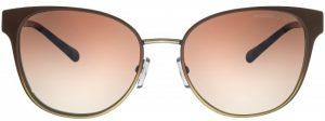 Brązowe soczewki okularowe