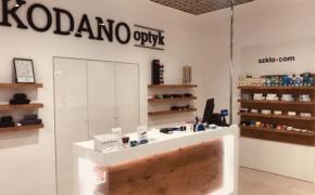 Nowy salon Kodano Optyk w Sosnowcu